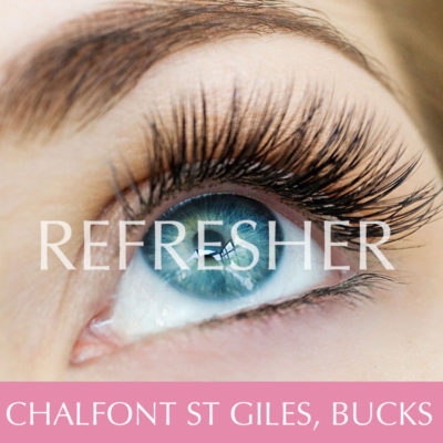 Classic Lash Refresher Training Course – Chalfont St Giles