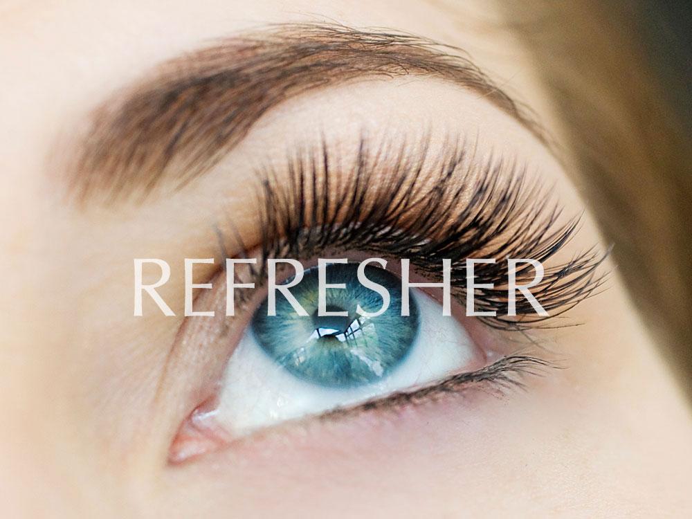 db-classic-lash refresher
