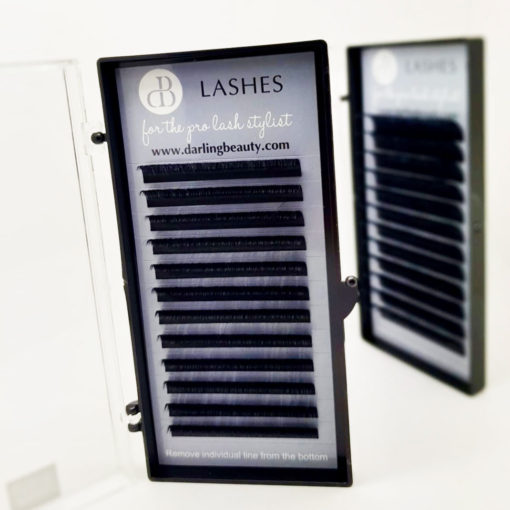 dB Classic and Volume Mixed Lash Tray