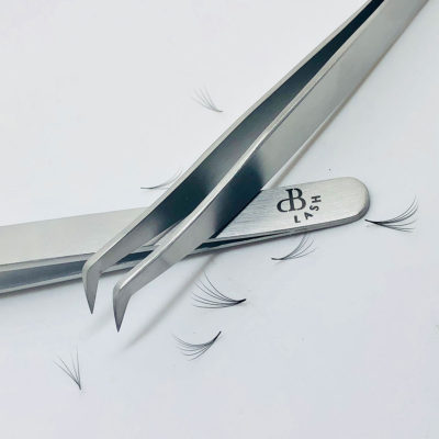 dB Russian Volume Eyelash Extension Tweezers