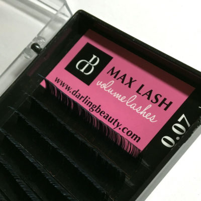 dB Volume Lashes B Curl – Special offer